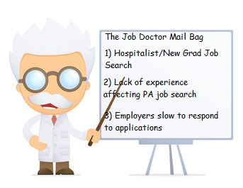 Hospitalist Job Search For New Grad In Major Metro
