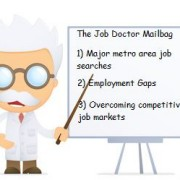 pharmacist job search, hospitalist job search, competitive job markets, employment gaps