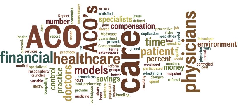 Physician Compensation and ACO's