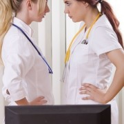 nurse conflict, nurse bullying, nurse lateral violence