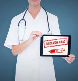 Nurses Who Fight the Flu Shot