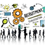 recruiting - recruitment - talent aquisition concept