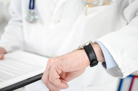 The Perspective of Time - Advice for Resident Physicians
