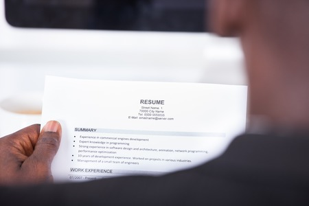 Build Your Best Resume When You're Not Looking for a Job