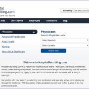 Ala Cart – Why Job Boards are a Good First Option for Physician Job Searches