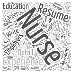 Healthcare Resume Keywords