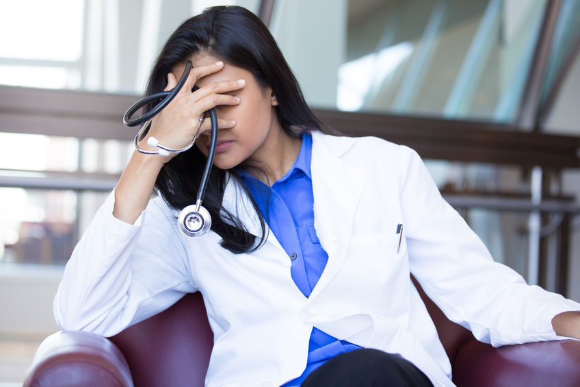 "Is this ""Physician Burnout"" and if so, What are My Options?"