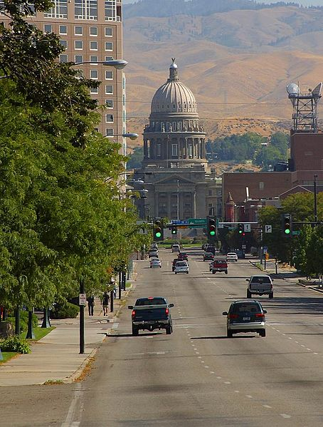 Boise, ID is a great place to work and live for healthcare professionals