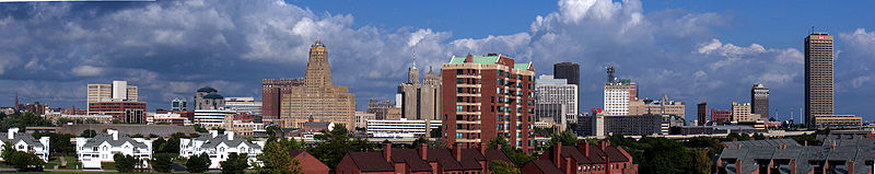 Buffalo, NY is a great city for a career in healthcare