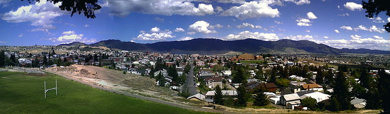 For outdoor enthusiasts Butte, MT is a great place to live and work
