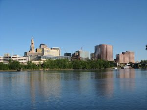 Hartford, CT is another great city in the Northeast for a career in the healthcare industry
