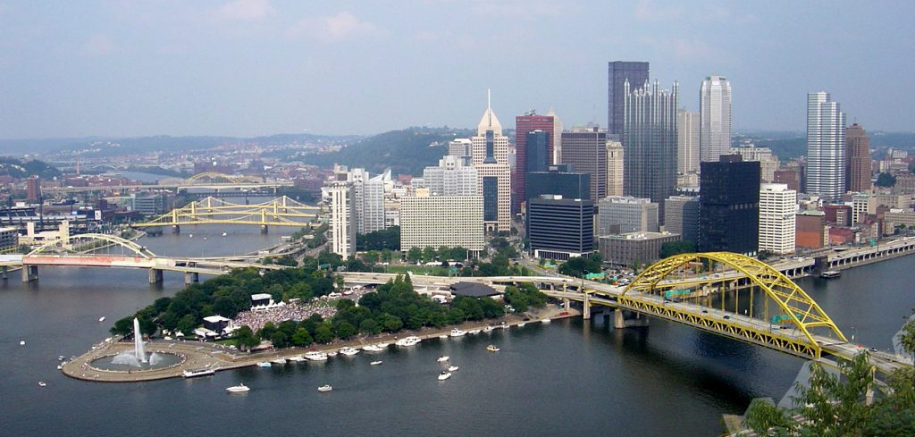 Pittsburgh, PA is a great job market for healthcare