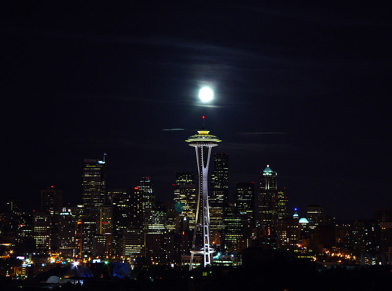 Seattle, WA is a world class city and also a great job market for healthcare professionals