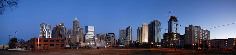 Charlotte, NC healthcare job market
