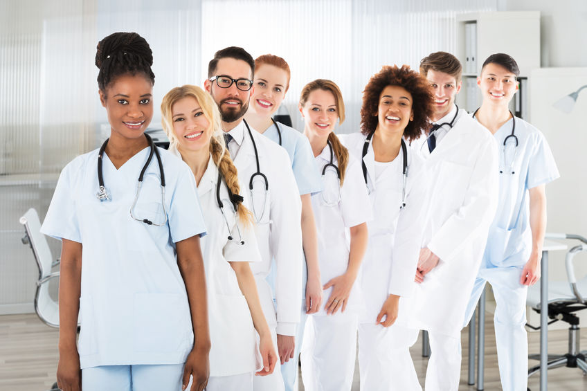 Recruiting a Diverse Workforce in Healthcare thumbnail image