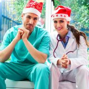 Celebrating the Holidays for Healthcare Workers