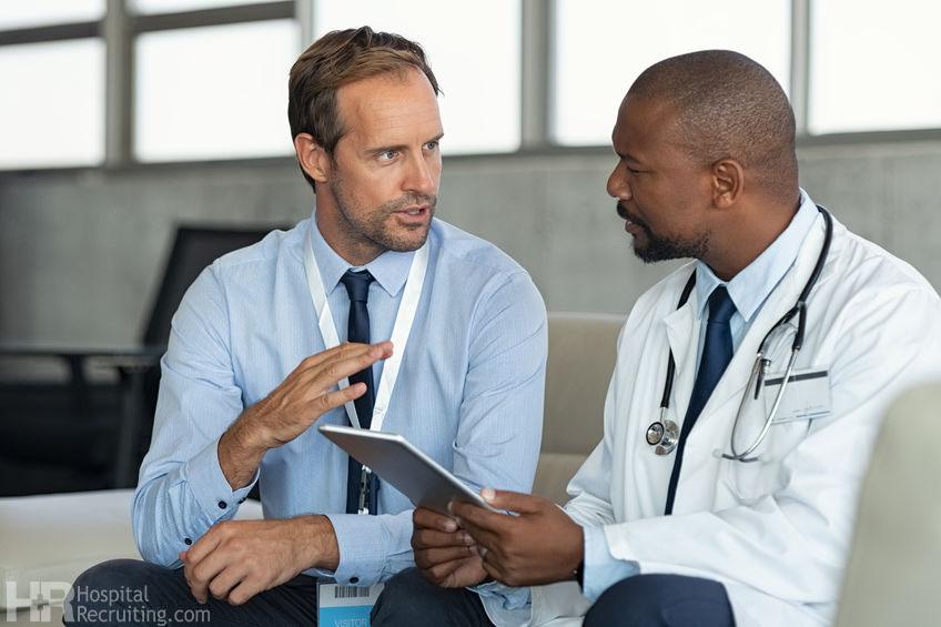 Alternative Careers in medicine: internal consulting