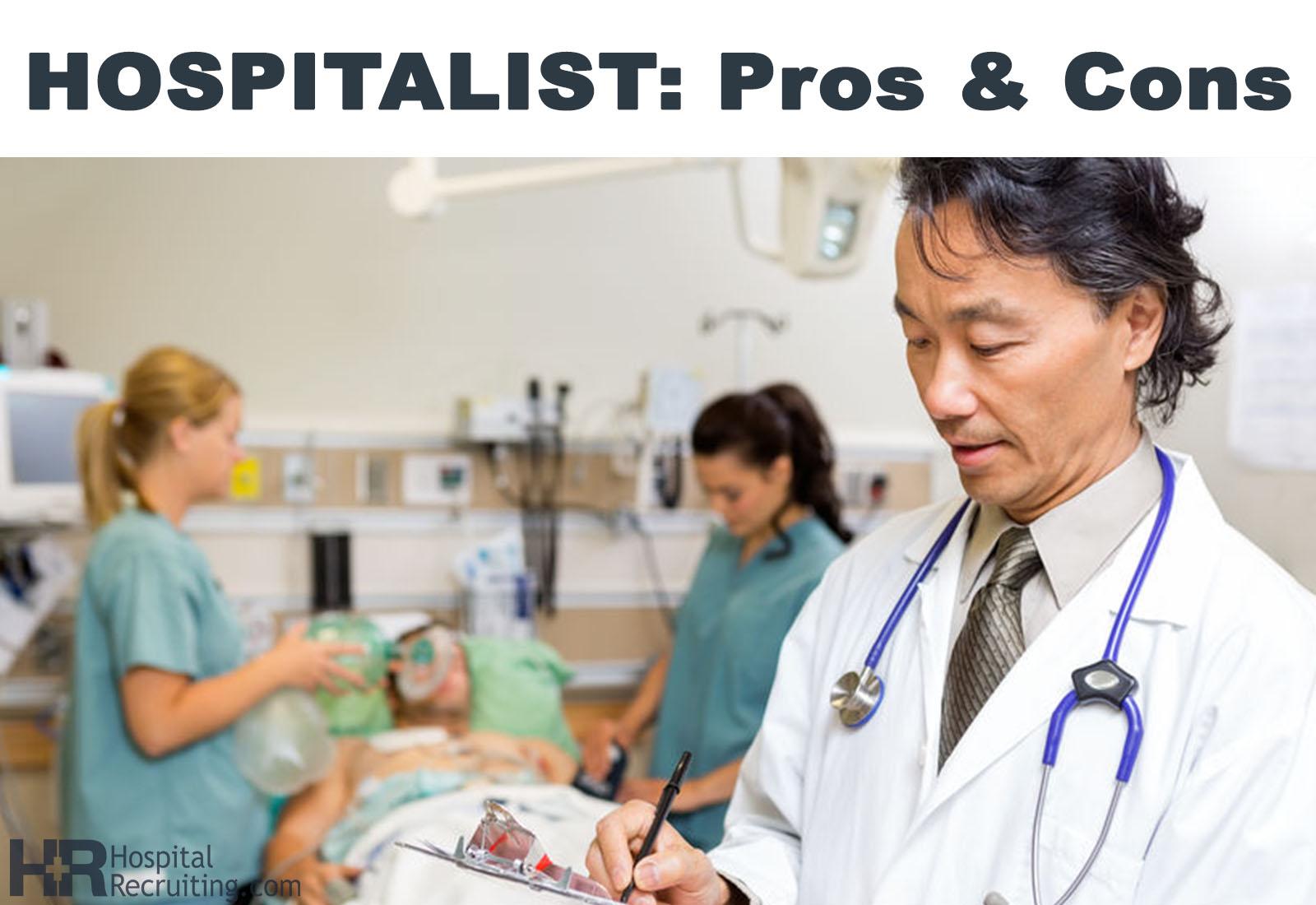 The Hospitalist Model