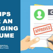 Tips for writing an engaging resume