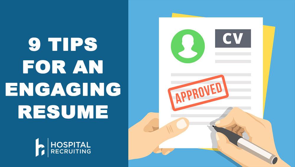 9 Tips for Writing an Engaging Resume thumbnail image