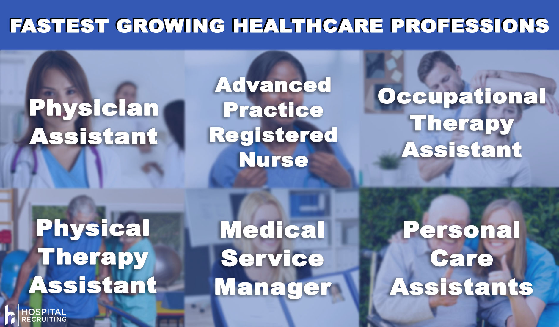 The Fastest Growing Health Care Occupations in 2021 and Beyond thumbnail image