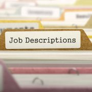 Job descriptions and when to update them