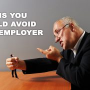 8 signs you should avoid an employer