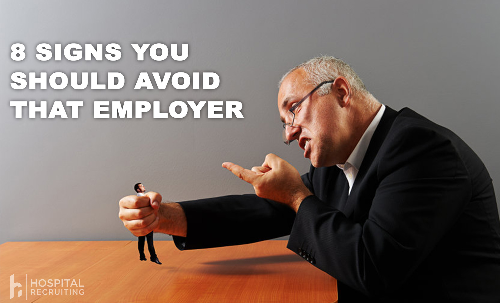 8 Signs You Should Avoid That Potential Employer thumbnail image