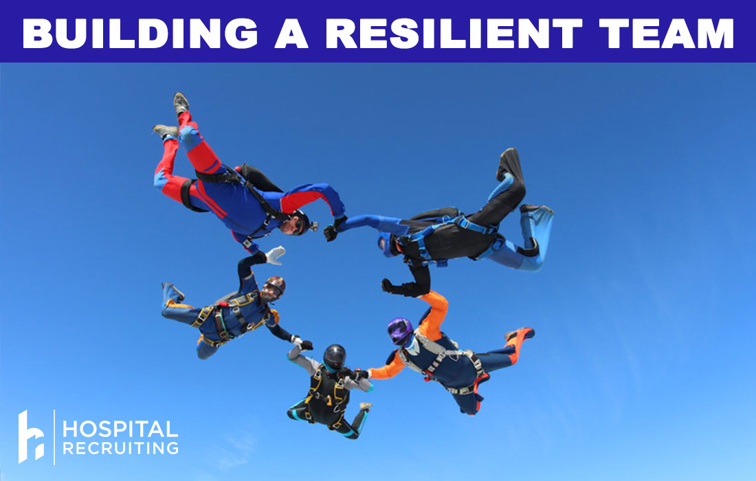 Four Strategies for Building and Maintaining Resilient Healthcare Teams thumbnail image